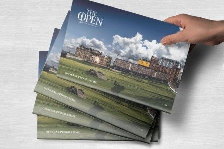 The Open Championship Programme 2015