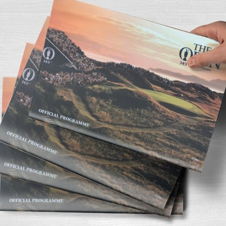 The Open Championship Programme 2016