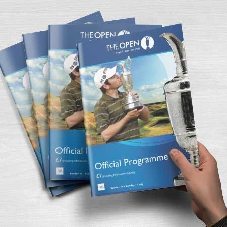The Open Championship Programme 2011