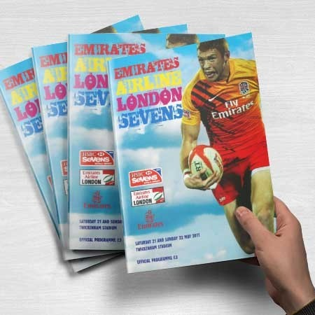 Emirate Airline London Sevens