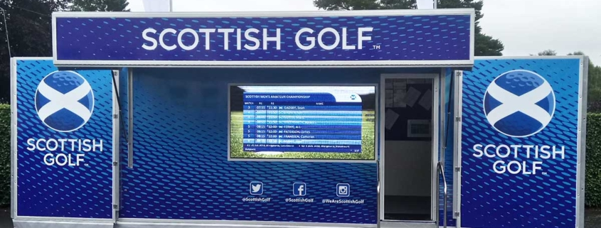 Scottish Golf LED